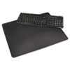 Artistic Rhinolin II Desk Pad with Microban, 24 x 17, Black (AOPLT412MS)