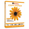 Universal Copy Paper, 92 Brightness, 20lb, 8-1/2 x 11, White, 5000 Sheets/Carton (UNV21200)