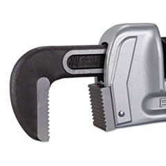 Ridgid 836 Aluminum Straight Pipe Wrench 36 Tool Length 5 Jaw Capacity (RID31110)  sc 1 st  SupplyMatic.com & RID 31110 Ridgid 836 Aluminum Straight Pipe Wrench 36 Tool Length ...