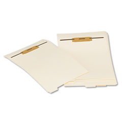 """Smead 35600 Stackable End Tab Folder Dividers with Fastener  Letter  1//2/"""" Cap"""